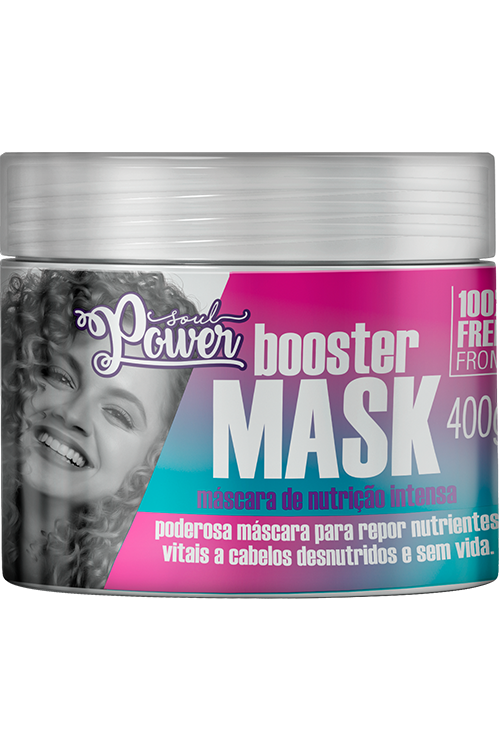 BOOSTER MASK 400g